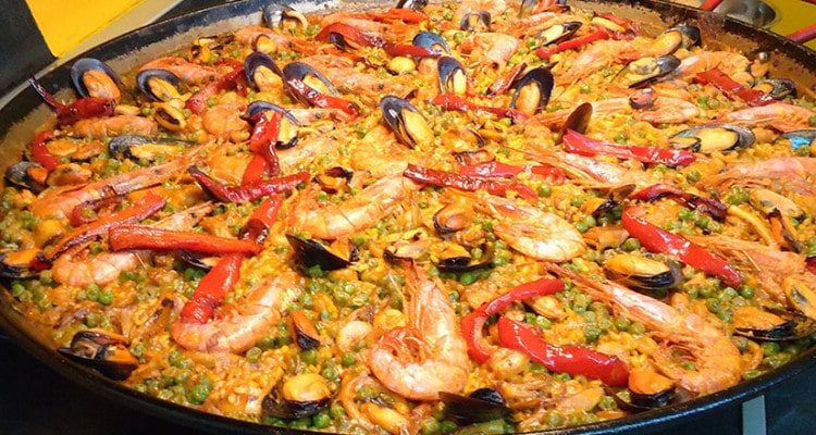 Paella by me